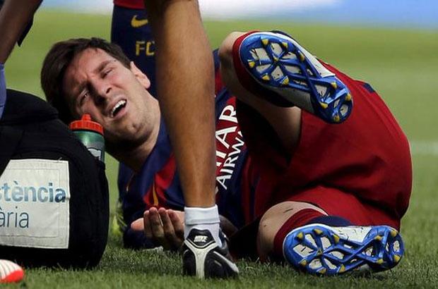 عاجل .. برشلونة يتلقى ضربة قاتلة بإصابة طويلة لميسي
