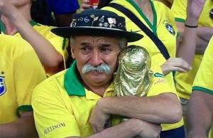 اشهر مشجع في البرازيل