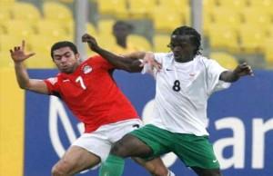 مصر وزامبيا