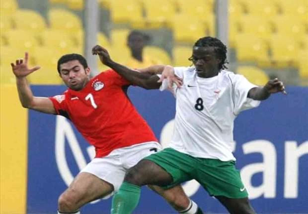 بث مباشر| مصر - زامبيا