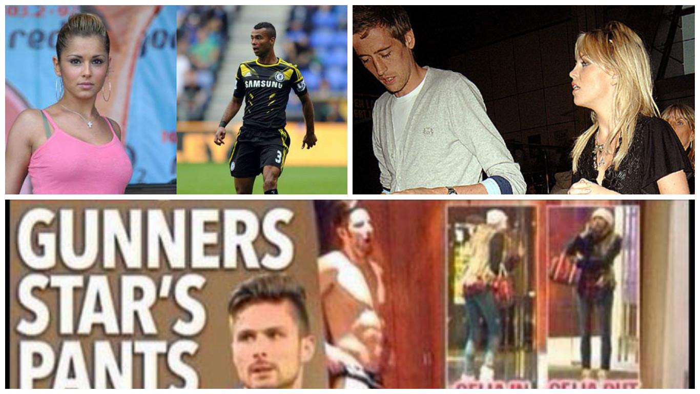أشهر 5 خيانات صادمة في ملاعب كرة القدم