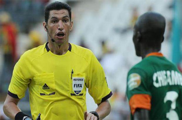 جهاد جريشة حكمًا لذهاب نهائي دوري أبطال أفريقيا