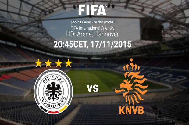 بث مباشر .. ألمانيا - هولندا