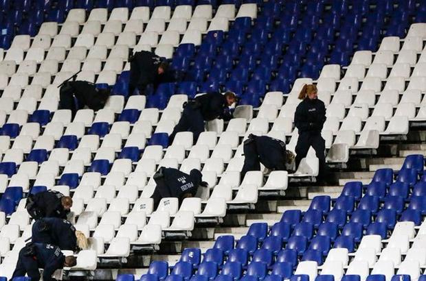 الرعب يسيطر على أوروبا .. إلغاء مباراة ألمانيا وهولندا قبل إنطلاقها بساعة واحدة