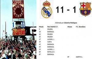 11-1 ريال مدريد