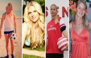 جميلات كرة القدم