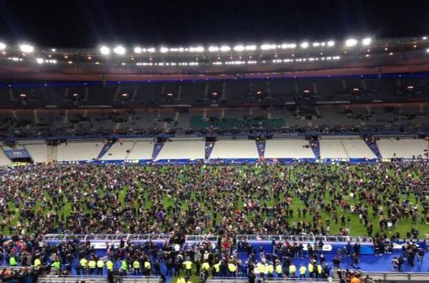 """شاب """" عربي """" يلعب دور البطولة وينقذ الآلاف في تفجيرات باريس !"""