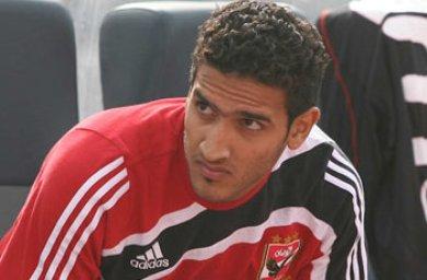 """أحمد نبيل """" مانجا """" لاعب الاهلي و"""