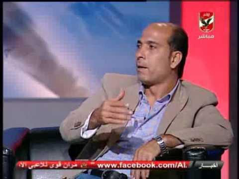 """أحمد """" كشري """" لاعب الاهلي السابق"""