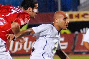 """محمود """" سمنة """" لاعب بتروجيت"""