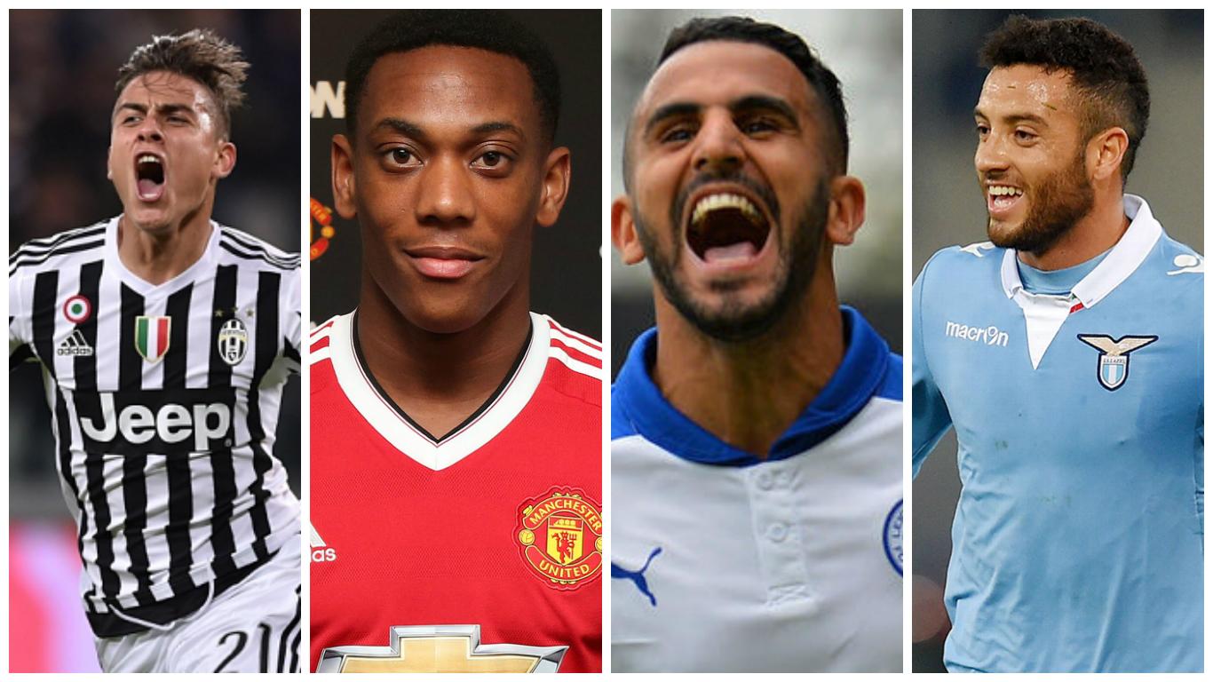 فيديو ... أبرز 10 لاعبين صاعدين في أوروبا