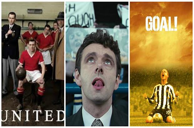 """فيديو .. """"الكاميرا في الملعب"""" أفلام يجب أن تشاهدها عن كرة القدم"""