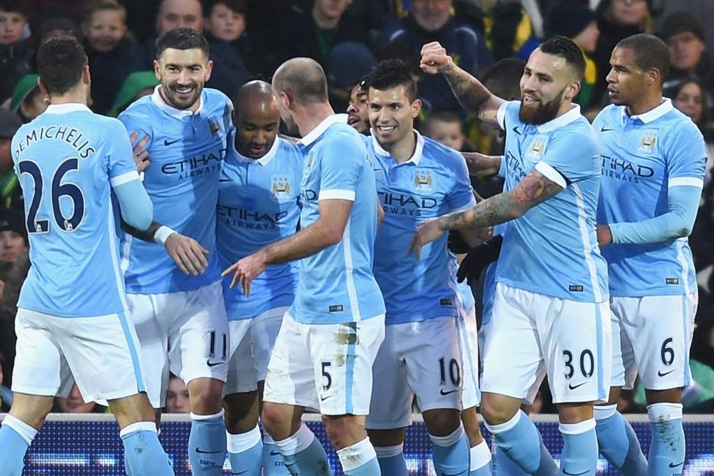 Norwich-v-Manchester-City