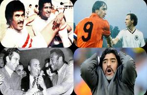 اساطير كرة القدم