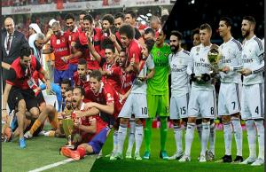 الاهلي وريال مدريد