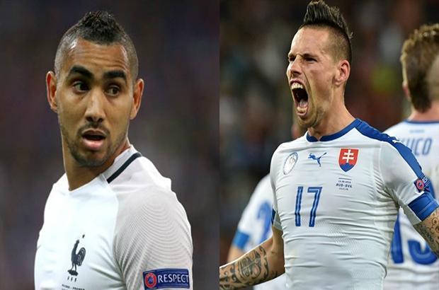 أبطال الحلم | صور ..  هؤلاء هم رجال مباريات يورو 2016