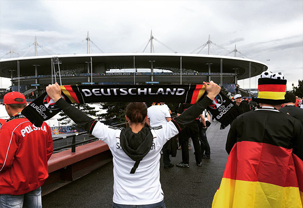 """أصدقاء الأمس أعداء اليوم في تشكيل """" ألمانيا - بولندا """""""