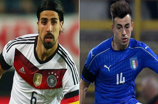 بينهم 2 مصريين .. العرب يغزون منتخبات يورو 2016