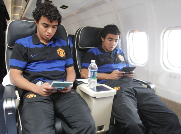 Manchester United Squad Travel To Seattle