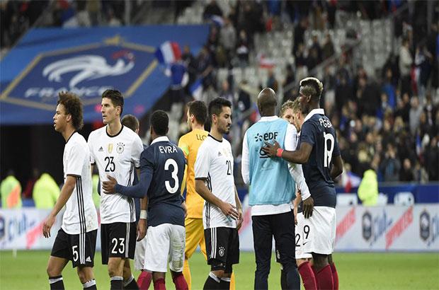 مدرب فرنسا قبل مواجهة ألمانيا : هم الأفضل في العالم