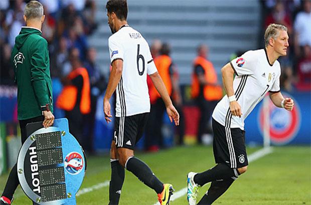 قائد المنتخب الألماني على موعد مع التاريخ في مباراة نصف النهائي