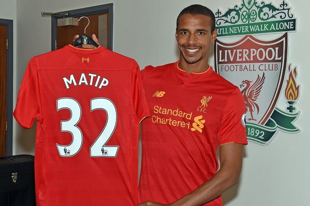 Liverpool-Unveil-New-Signing-Joel-Matip