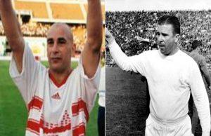حسام حسن وبوشكاش