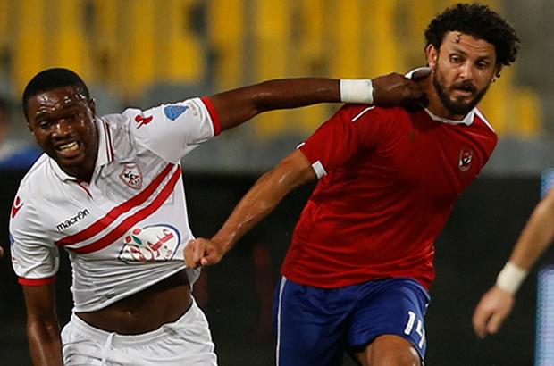 رغم الطرد ..حسام غالي : هناك لاعبين لا يتحملوا المسئولية