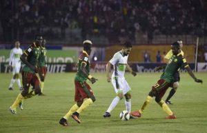 الجزائر والكاميرون