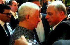 مرتضى منصور ومحمد عبدالوهاب