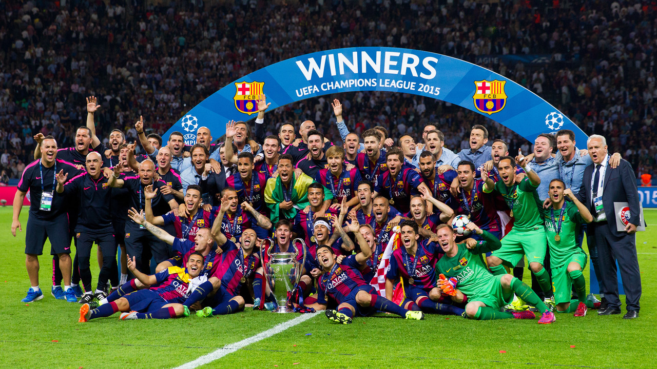 Barcelona-3-1-Juventus-Neymar-Messi-Suarez-and-Co.-celebrating-another-UCL-victory-and-triplet-treble