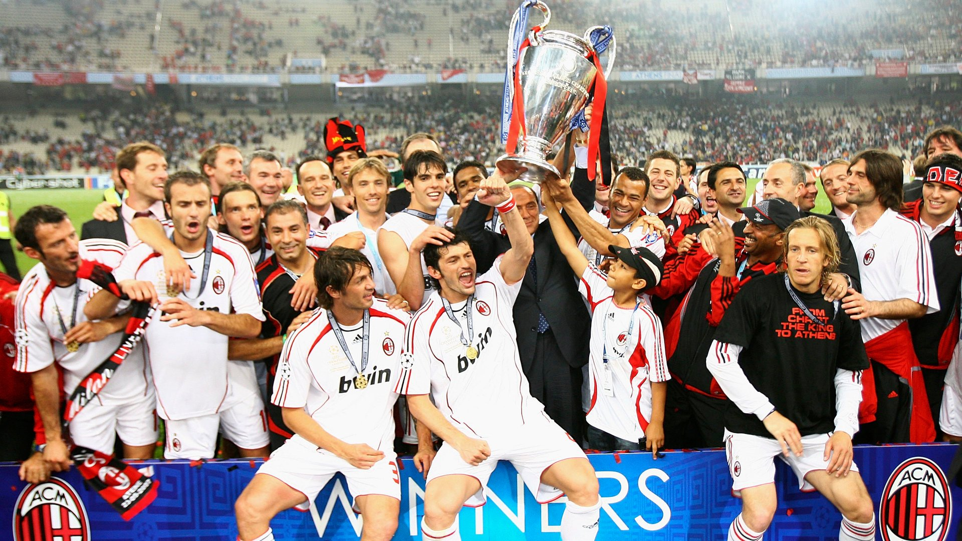 UEFA Champions League Final: Liverpool v AC Milan