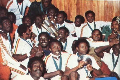 غانا 1982