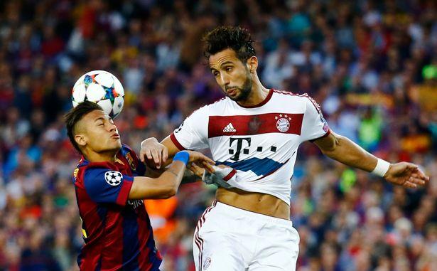 Barcelona-v-Bayern-Munich