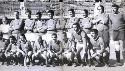 أرشيف كورة11 | أول منتخب للجزائر شارك في بطولة إفريقيا
