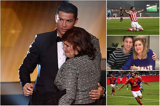 الأمهات الخارقات .. نماذج غيرت تاريخ كرة القدم دون أن نشعر