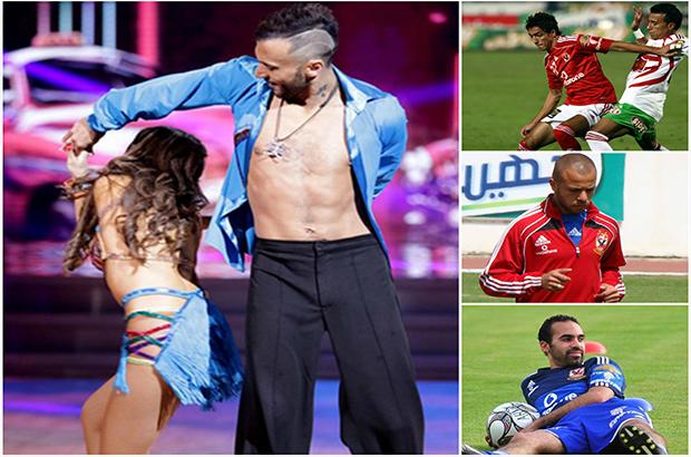 صور | الساحرة الفاشلة .. مواهب مصرية ضاعت بصورة مفاجئة .. هل تتذكرهم ؟