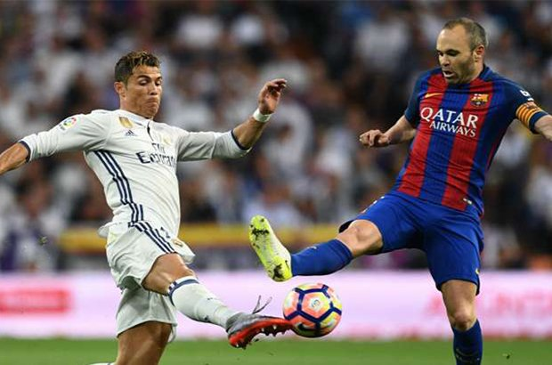 برشلونة قد يدخل الديربي بدون قائده