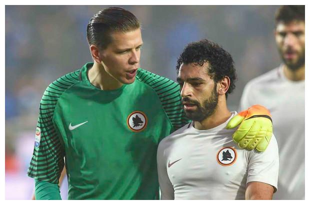 رفيق رونالدو: لم أتوقع لصلاح هذا النجاح مع ليفربول