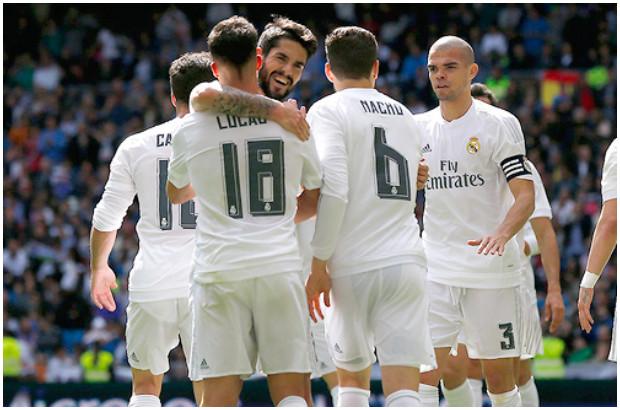 مدافع ريال مدريد يصدم بيكيه بتصريح صادم !