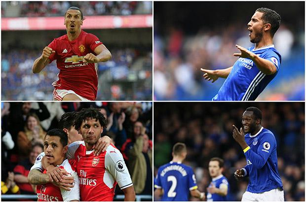 صور | تعرف على المرشحين للتتويج بأفضل لاعب في الدوري الإنجليزي