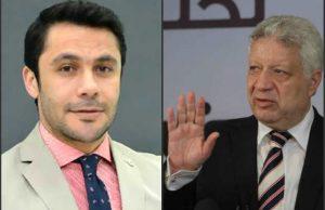أحمد حسن , مرتضى منصور