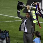 إنريكي: أنا سعيد بالرحيل عن برشلونة