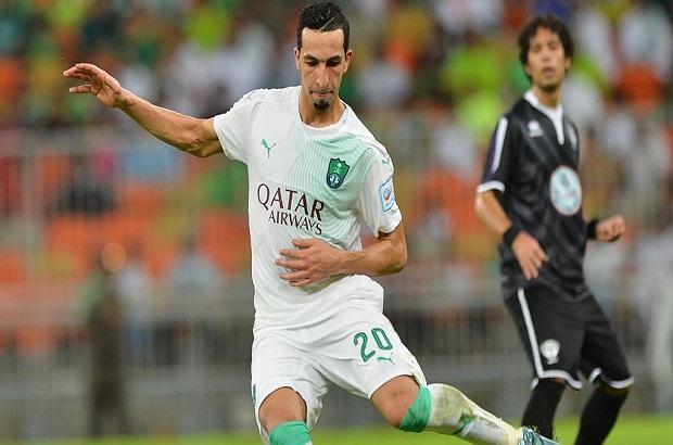 """لاعب الأهلي يكشف عن أمنيته أمام الفيصلي ويُصرح: """"نتمنى لقب"""""""