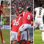 الصدارة العربية عنوان الجولة الثانية من دوري أبطال إفريقيا