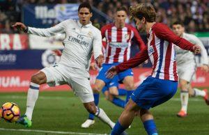 ريال مدريد وأتليتكو مدريد