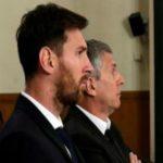 المحكمة تؤيد حبس ميسي 21 شهرا وبرشلونة يرد