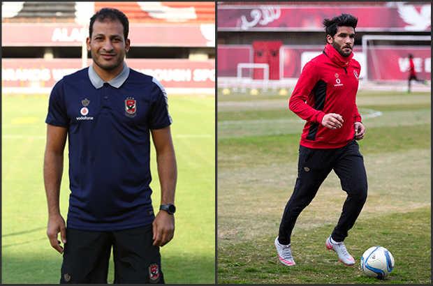 سيد-معوض , صالح جمعة , محمد هاني