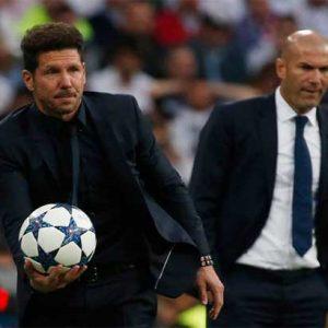 تصريحات قوية لسيميوني قبل مواجهة ريال مدريد