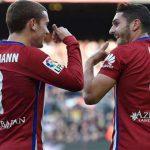 نجم أتليتكو مدريد يغلق الباب في وجه برشلونة إلى الأبد